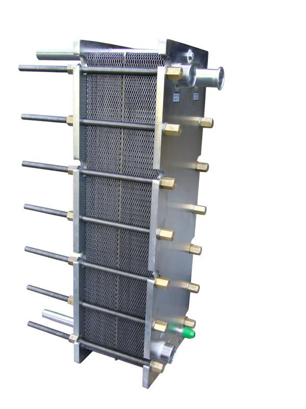 Milkplan farming technologies plate heat exchanger