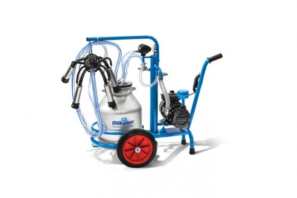 MP Cow Milking Trolley