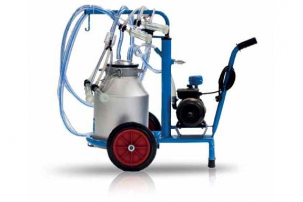 MP S&G Milking Trolley