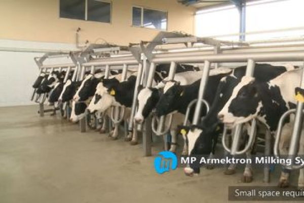 Milkplan MP Armektron Milking Systems